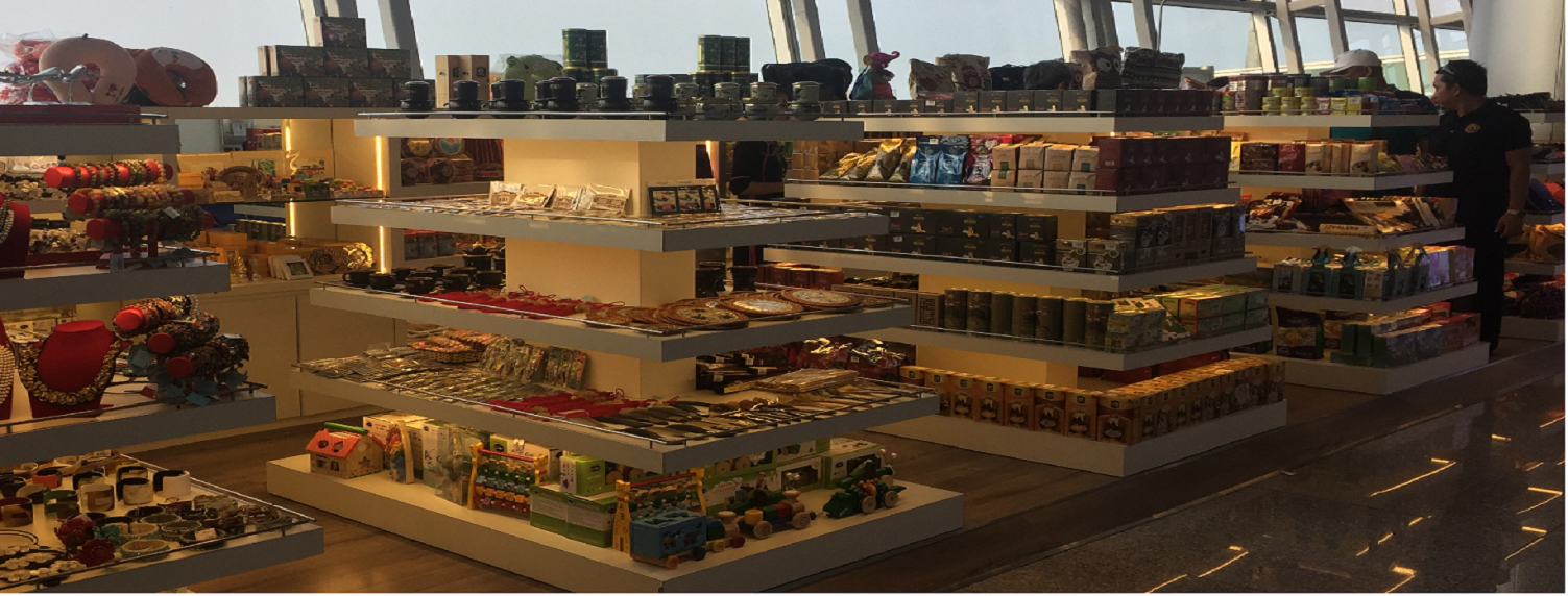 Lucky Gift Shop CS16 - KCL Quốc Tế