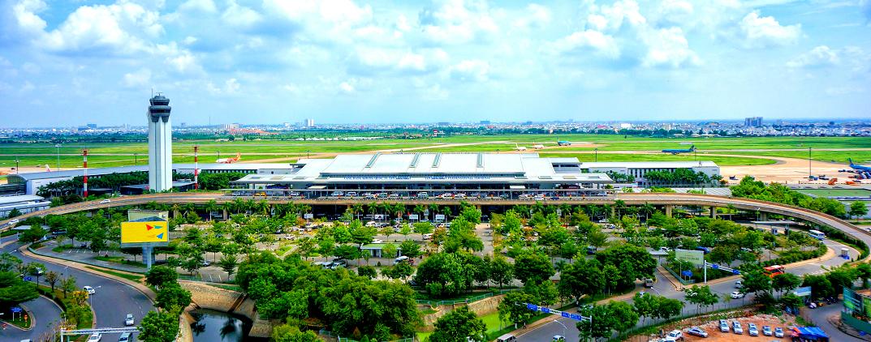 Nhà ga Quốc tế - Cảng hàng không Quốc tế Tân Sơn Nhất